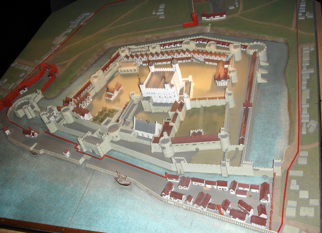 Tower of London Model